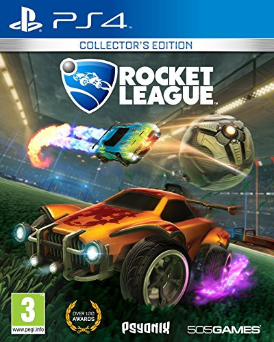 Jaquette Rocket League